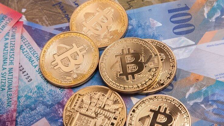 Swiss coin crypto currency investments
